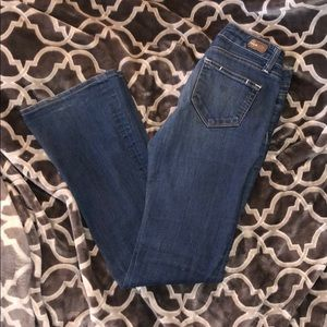Paige 'Canyon Boot' Jeans